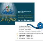 Les Scaphandriers Octopus - Papeterie