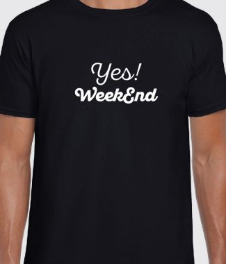 Yes WeekEnd - Chandail homme